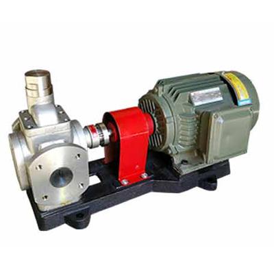 YCB不锈钢保温油泵