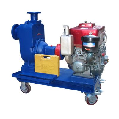ZXC柴油机自吸泵
