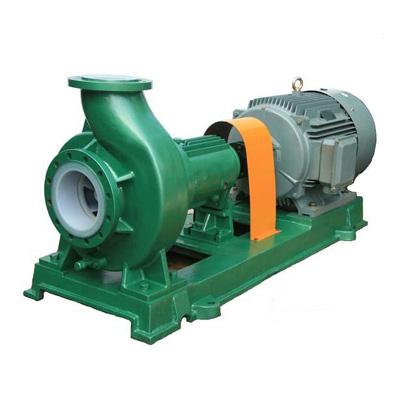 IHF氟塑料合金离心泵