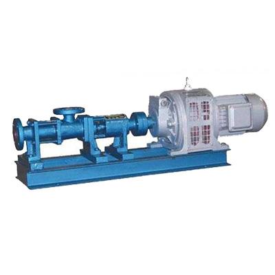 G型电磁变速螺杆泵